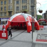 Infllatable Tent Air von Display-Max